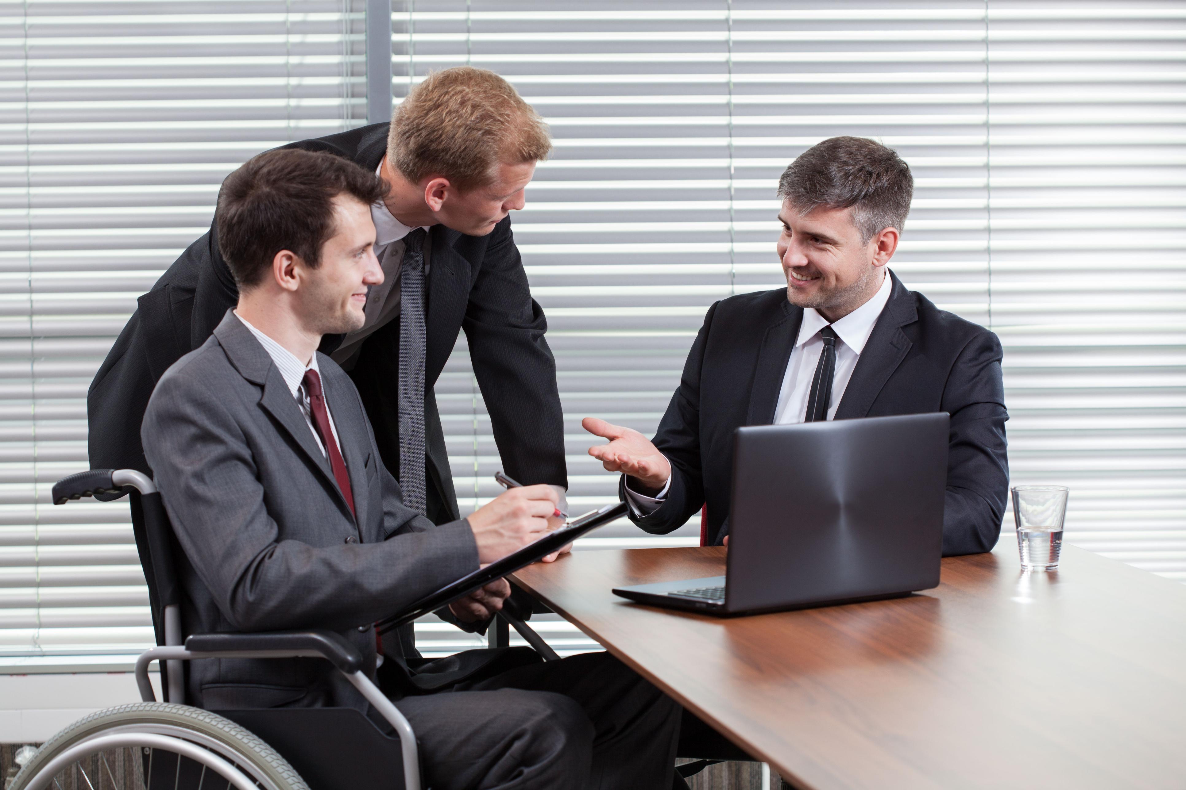 handicap et emploi   r u00e9alit u00e9s et possibilit u00e9s
